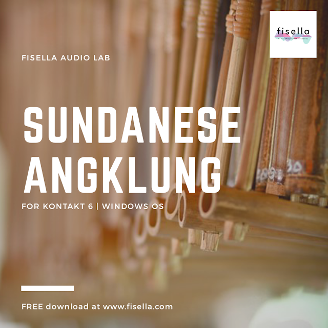 Free Angklung Kontakt Library