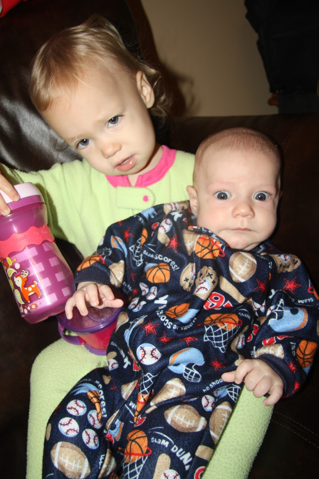 Life with the Letzes: Big Sister and Little Brother