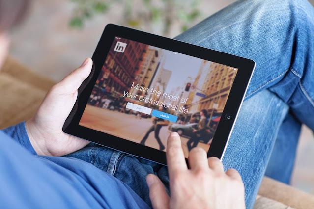 LinkedIn réseau social visibilité entreprise