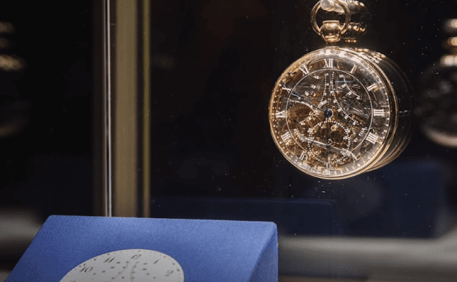ساعات نادرة مسروقة من متحف الفن الإسلامي