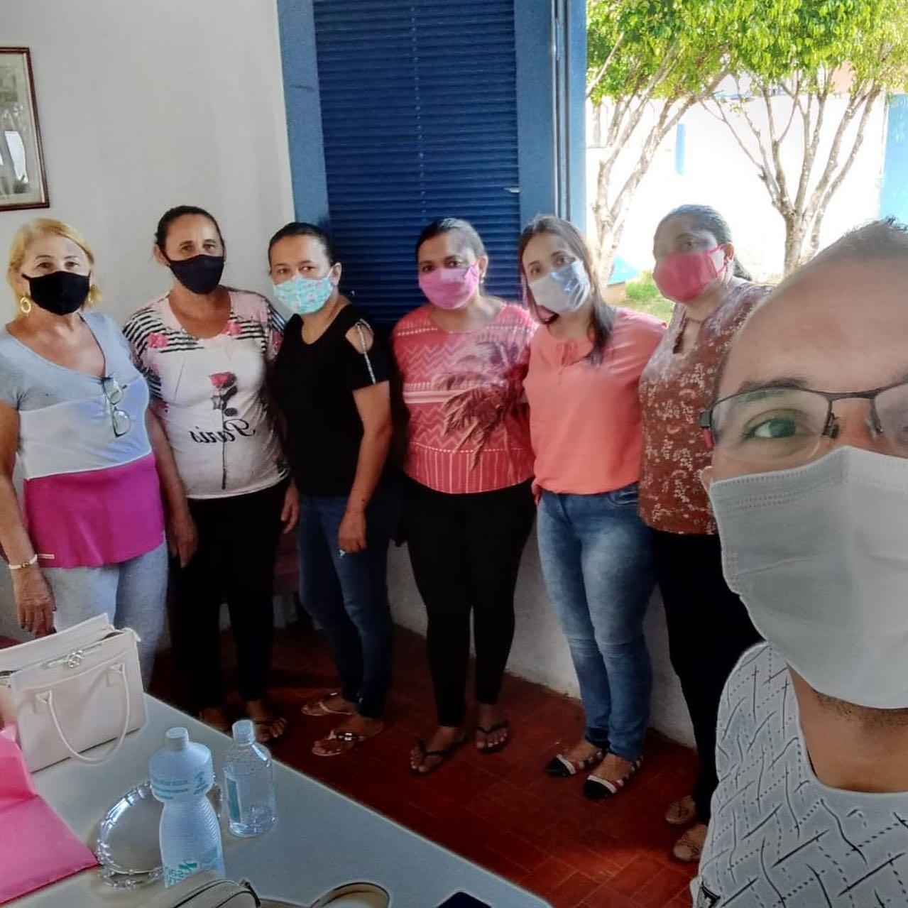 Nova secretária de ação social de Aurora visita CSU e destaca que dialogar em prol da garantia dos direitos dos menos favorecidos será constante