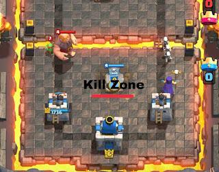apalagi kalau kita sudah mencapai arena  2 Kombinasi Kartu (Battle Deck) Clash Royale Terbaik Arena 2 -4