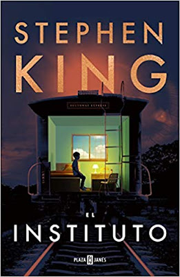 El instituto la nueva novela de Stephen King