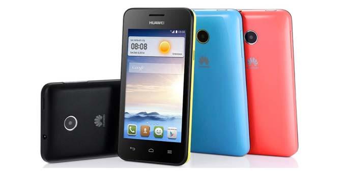 HP di bawah 1 juta - Huawei Ascend Y330