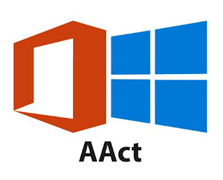 cara aktivasi windows 10 via aplikasi AAct Portable