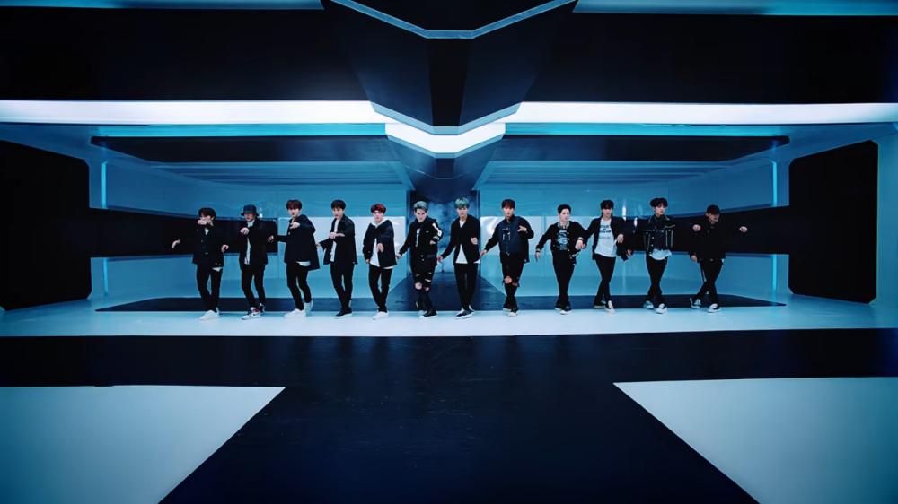 TREASURE Shows Stunning Performance in Latest MV 'MMM'