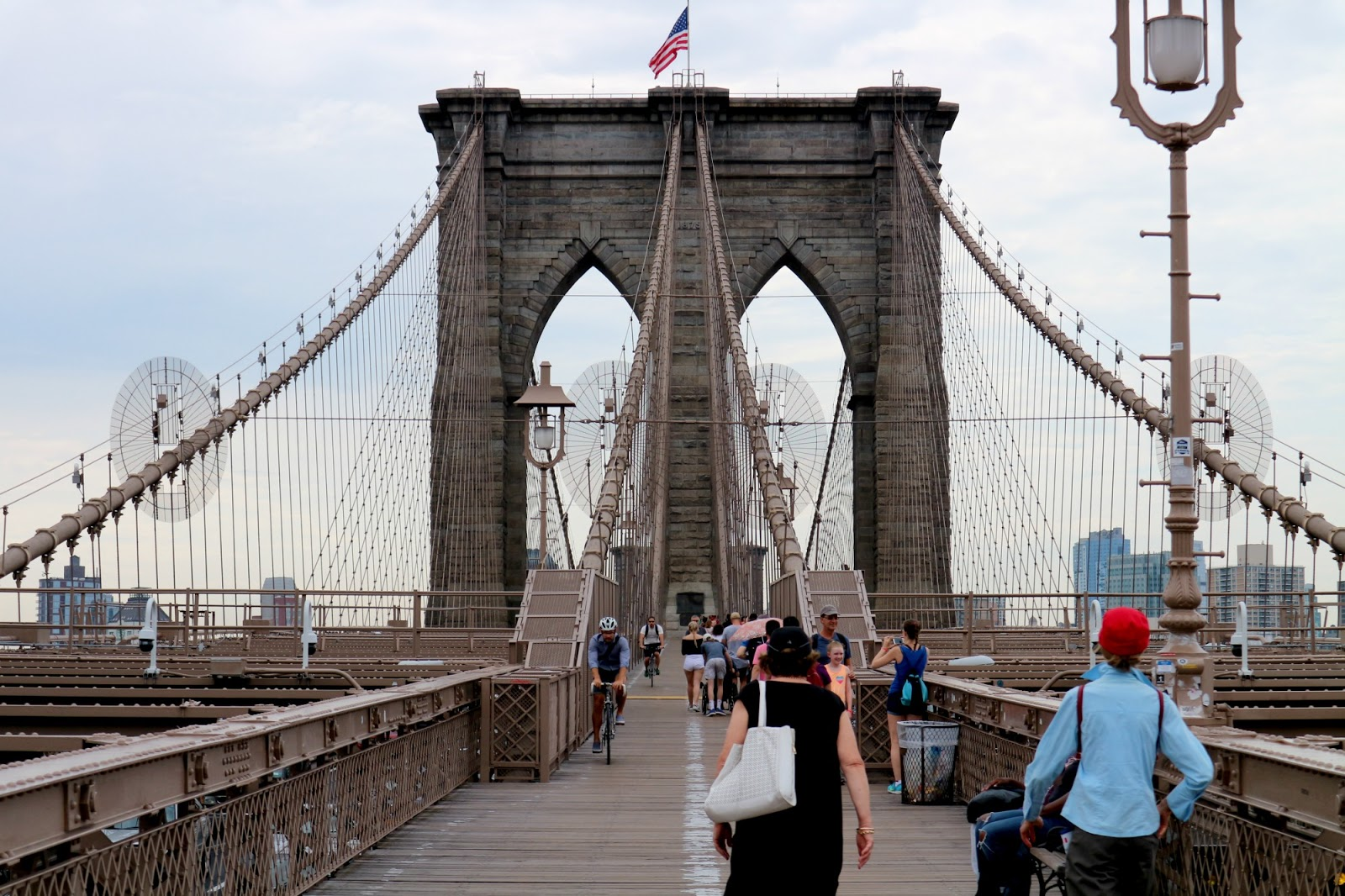why visit brooklyn bridge
