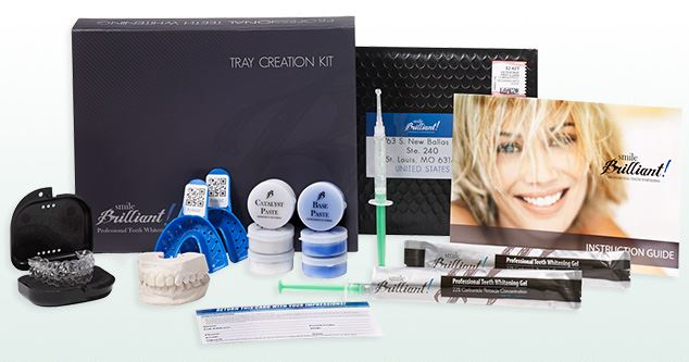 Win a Custom-Fitted Teeth Whitening Kit from Smile Brilliant! {Giveaway} Ends 12/27!