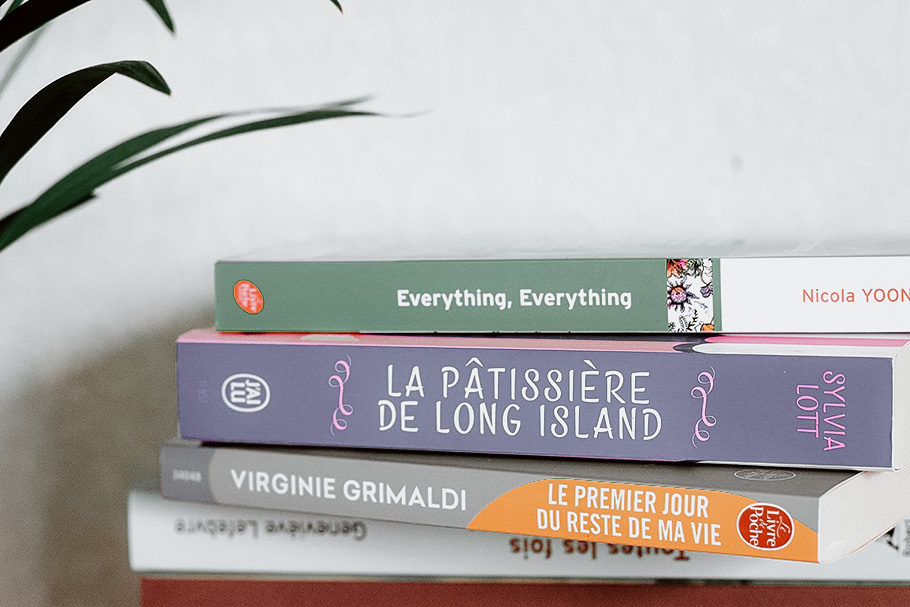 lectures littérature feel-good bien-être
