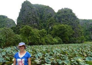 Ninh Binh, pagoda de Bich Dong.