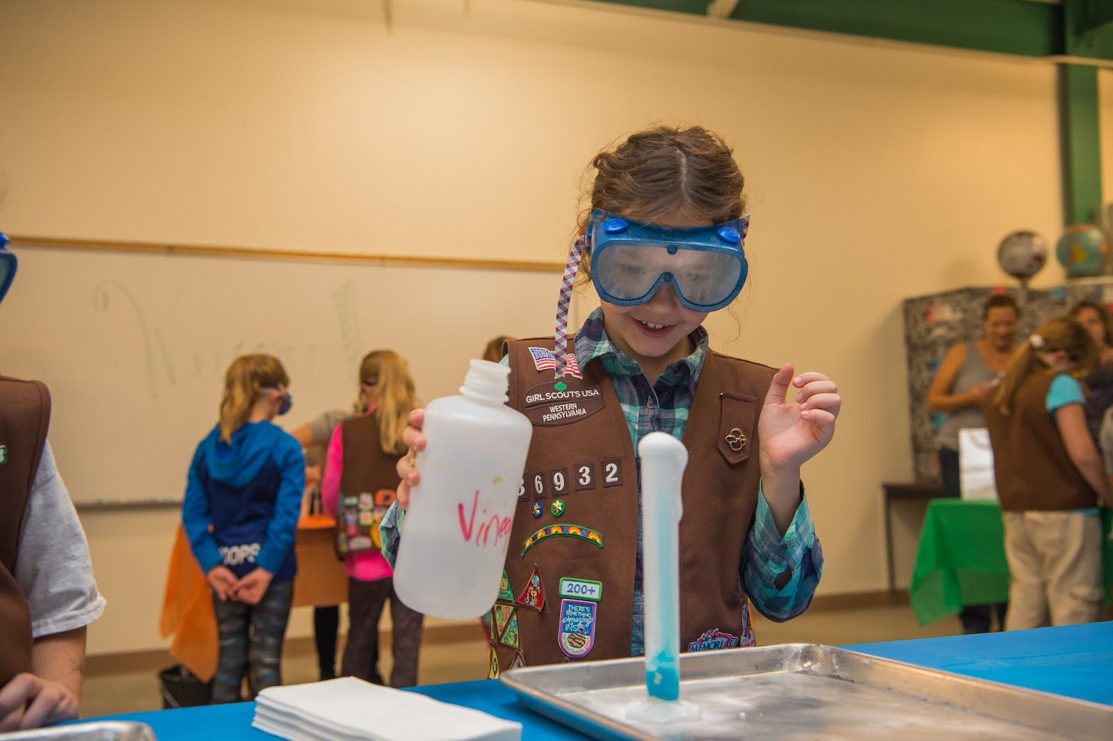 Girl scouts western pennsylvania girl scouts explore the fun eighty one percent of all high school girls are interested in pursuing careers in science technology engineering and math stem but only 13 say it is publicscrutiny Gallery