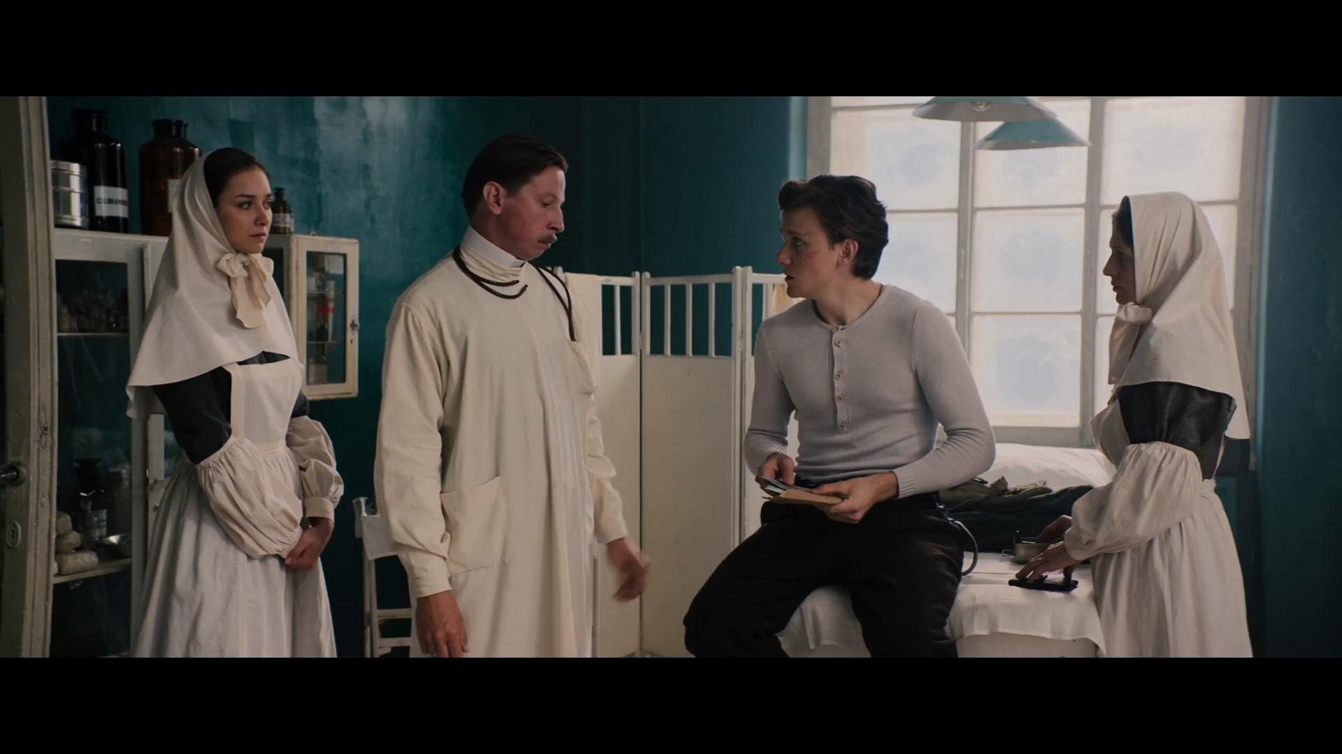 Patines de plata (2020) 1080p WEB-DL Latino