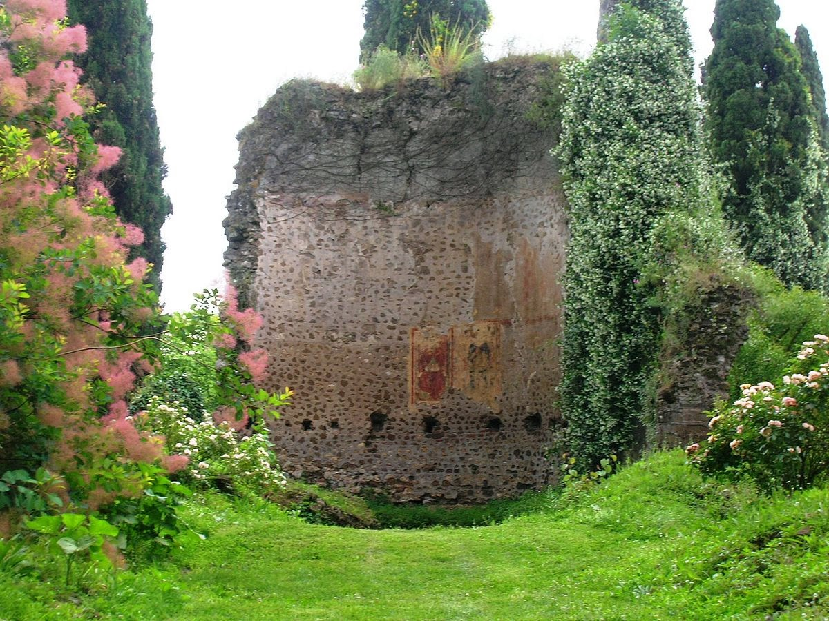 Mentnafunangann - O Jardim de Ninfa