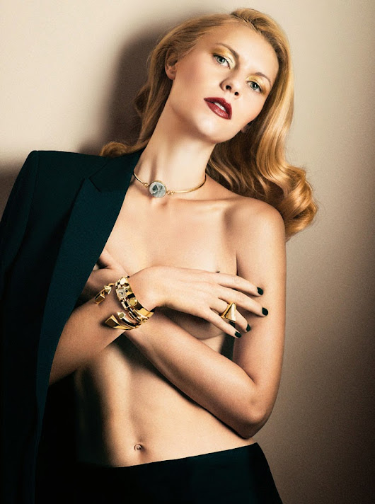 Claire Danes - by Fabien Baron - Nice Design Photographers | Nice Design Photographers