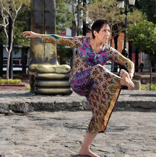 Pasión por la creatividad y la docencia de la danza contemporánea. Entrevista a la Maestra Olivia Díaz.