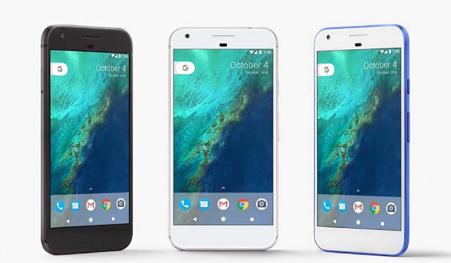 Google Pixel Specifications and Feature Details