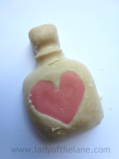 Lush Love Potion Massage Bar