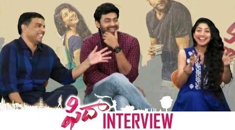 Fidaa Movie Team Interview