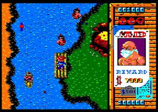 Videojuego Desperado para Amstrad CPC - Topo Soft