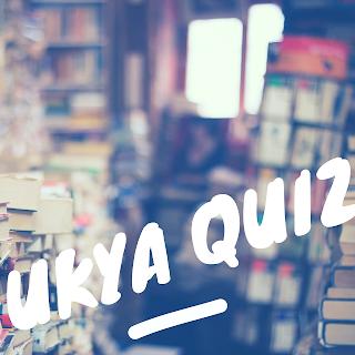The 2019 UKYA Quiz