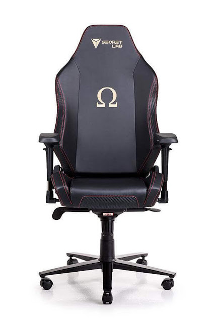 Top Clutch Throttle Gaming Chair