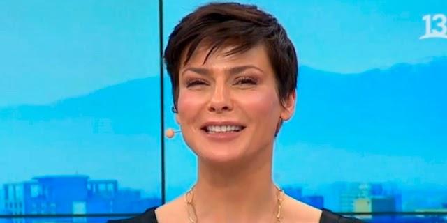 Tonka Tomicic sorprendió con nuevo cambio de look [FOTOS]