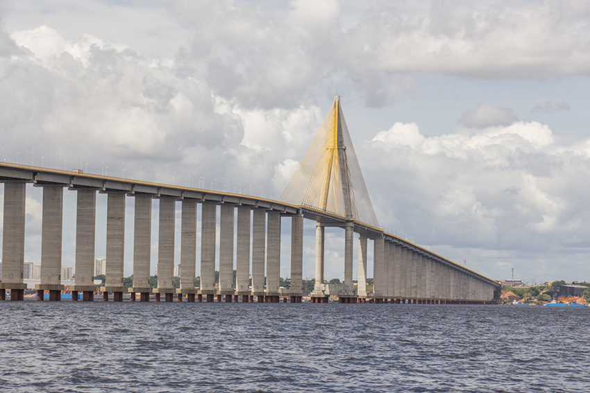 Ponte do Rio Negro Manaus