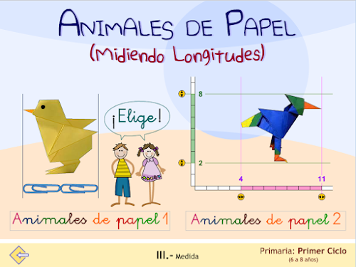Animales de papel Estadística