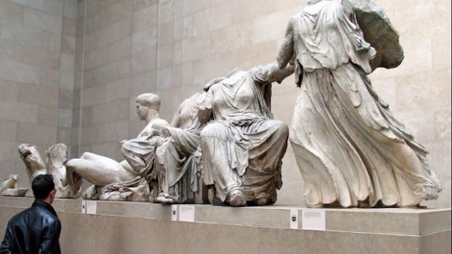 Φαντάσματα και περίεργοι θόρυβοι  στο Βρετανικό Μουσείο - Έκλαιγαν τα Γλυπτά του Παρθενώνα