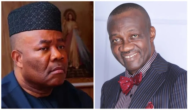 Exclusive: Why Akpabio Dissolved Nddc Interim Committee Because Of Cairo Ojugboh
