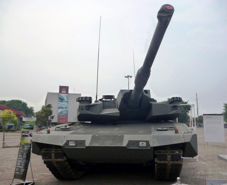 Leopard 2 Rheinmetall