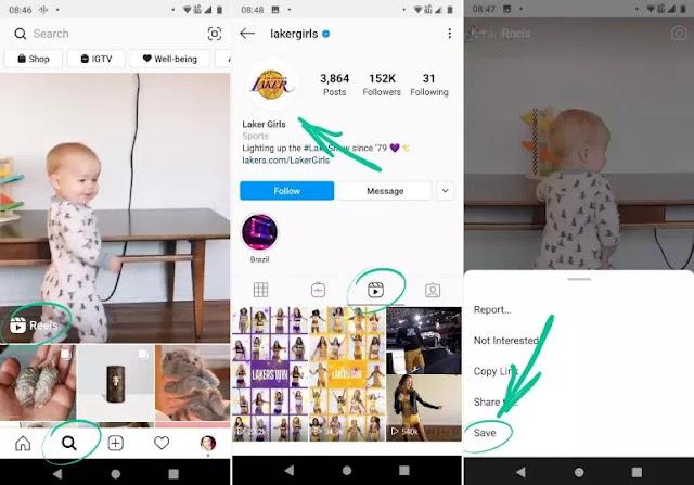 Cara Download Instagram Reels di Android dan iPhone-1