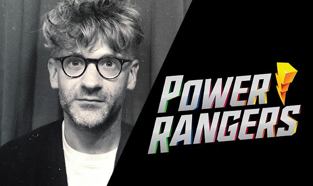 Jonathan Entwistle continua envolvido nas próximas produções em Live-Action de Power Rangers
