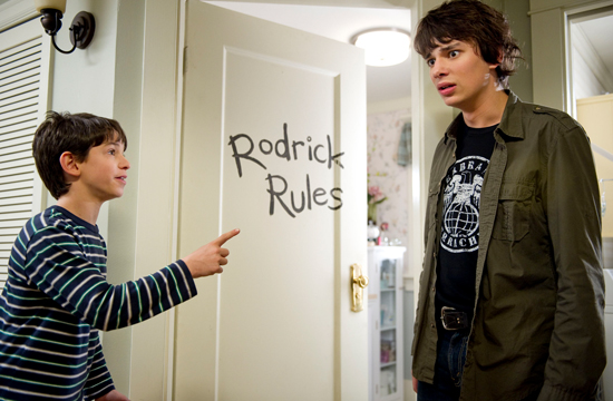 Such Moving Pictures Diary Of A Wimpy Kid Rodrick Rules Review
