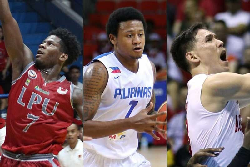 Perez, Parks and Bolick shine in 2018 PBA Rookie Draft
