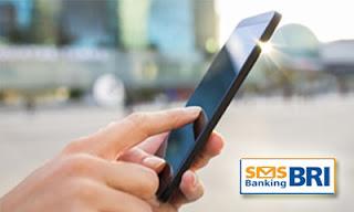 Format SMS Banking BRI