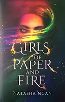 Girls of Paper and Fire by Natasha Ngan cover