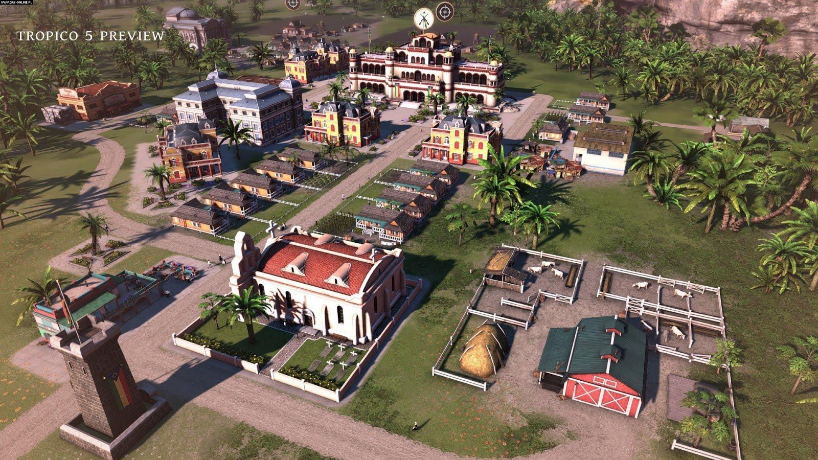 تحميل لعبة tropico 5