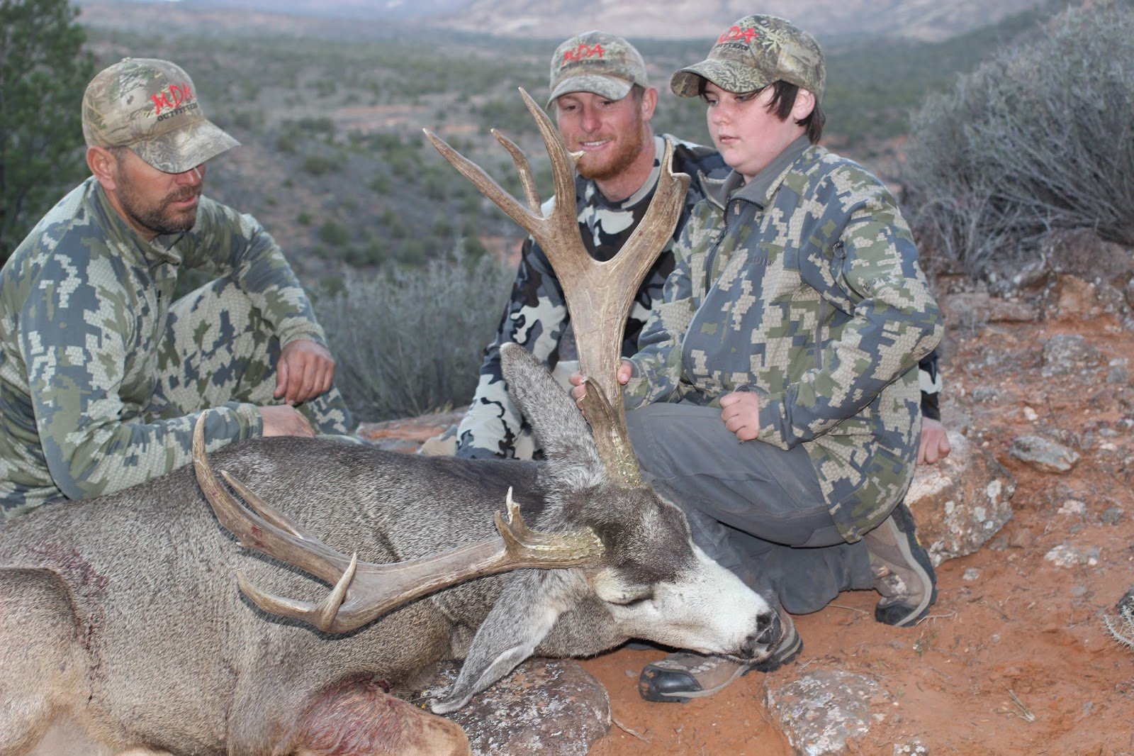 Arizona strip hunting