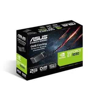 ASUS GeForce Pascal GT 1030 2GB GDDR5 64-bit Graphics Card