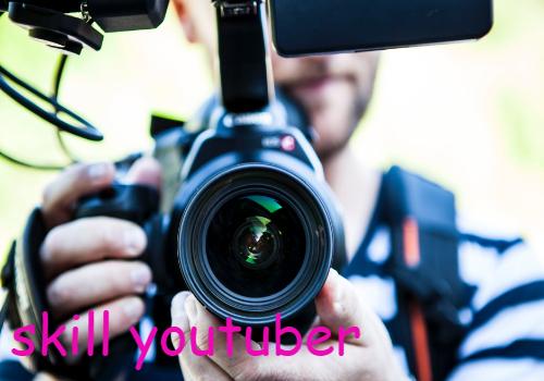 7 Skill yang Harus Dimiliki oleh Seorang Youtuber
