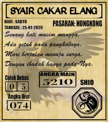 SYAIR HONGKONG 25-01-2020