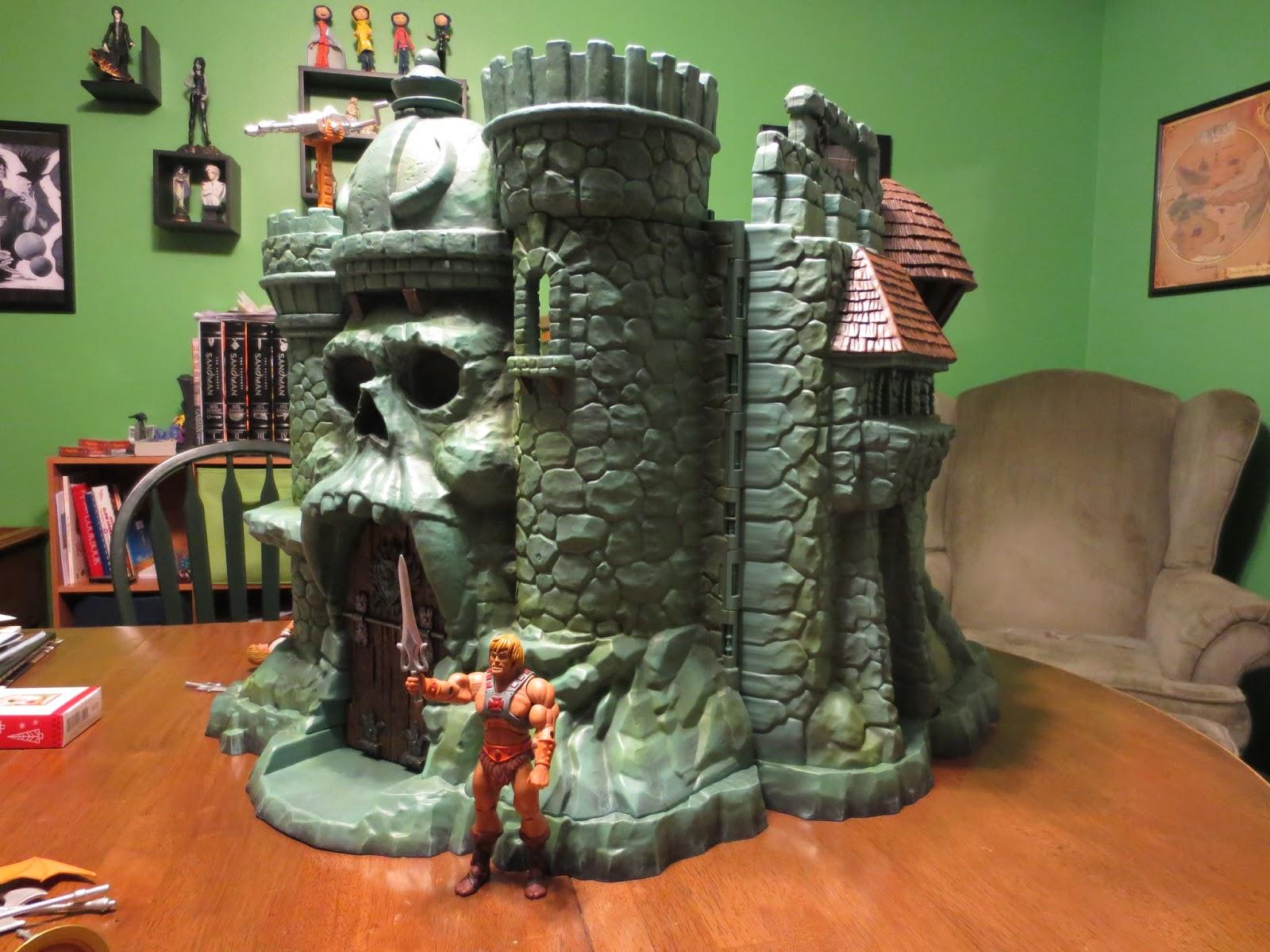 Skeletor Burg