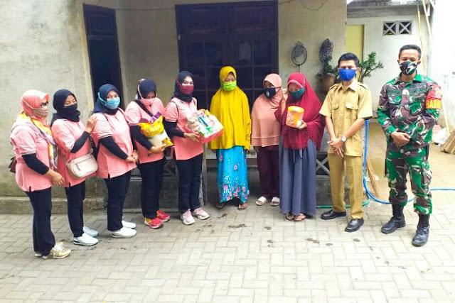 Persit KCK cabang Lombok Timur peduli stunting