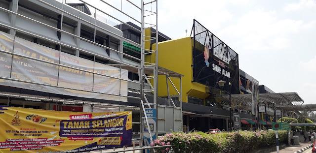 Kompleks PKNS @ Shah Alam