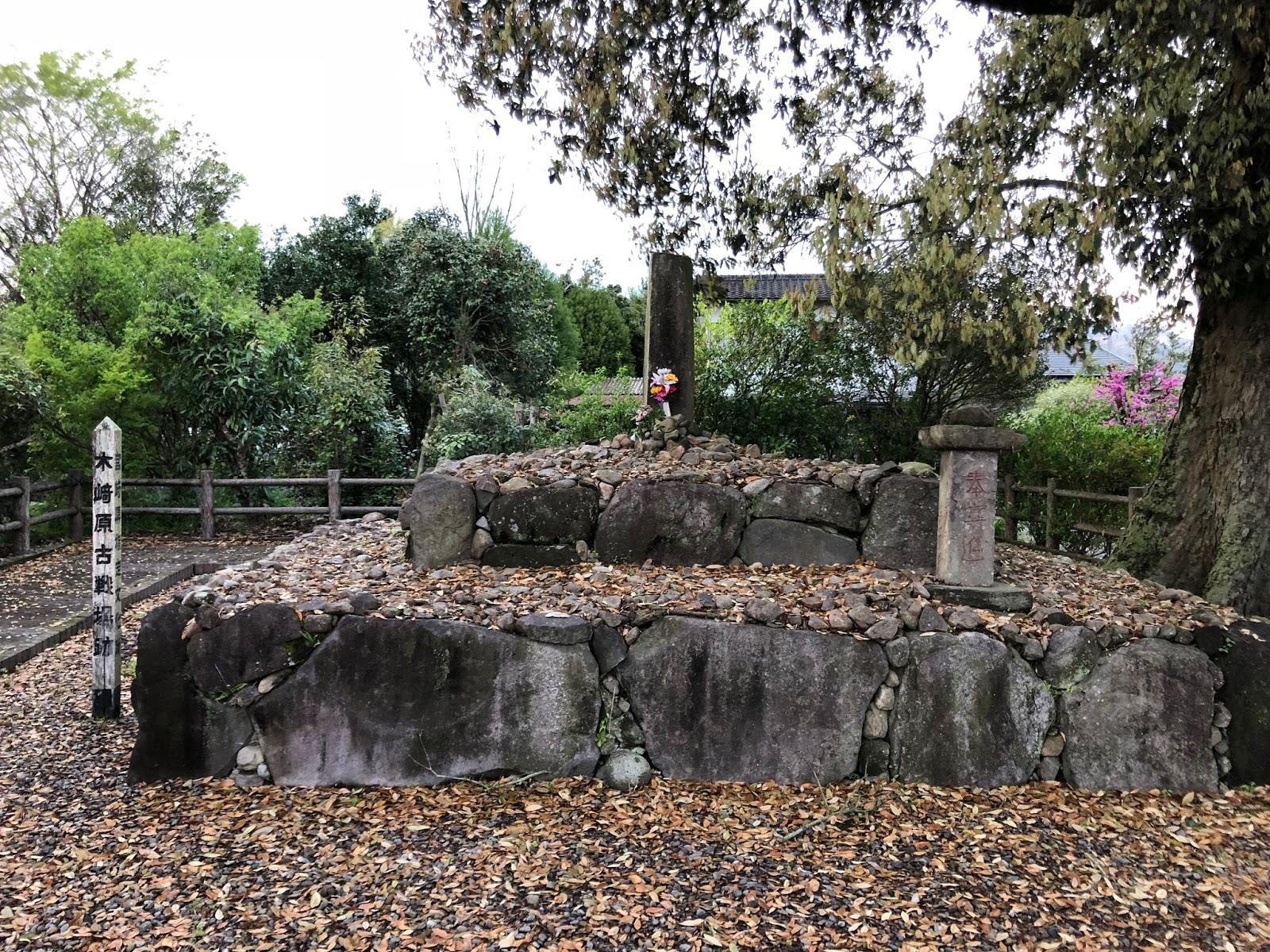 丸に十字: 石山観音寺・木崎原古戦場