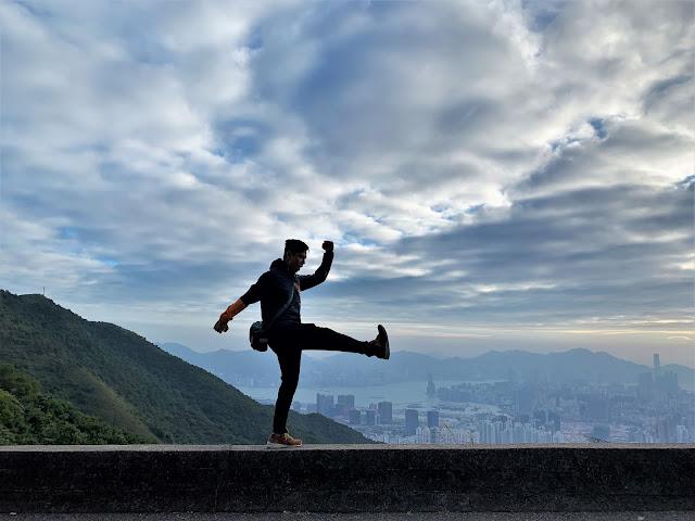 鋒加西亞 「飛鵝山觀景台」