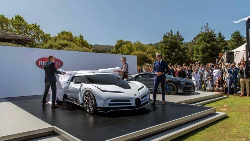 Siêu phẩm Bugatti Centodieci mà Ronaldo đặt hàng có gì đặc biệt?