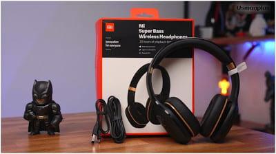 Mi Super Bass Wireless Headphone