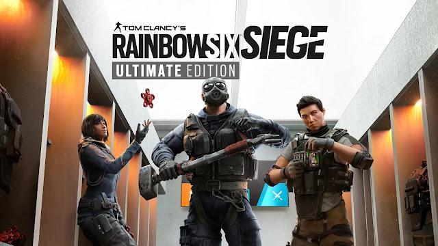 Game Tom Clancys Rainbow Six Siege